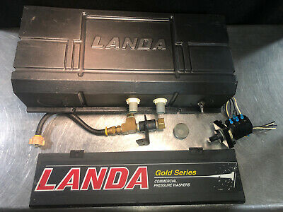 Genuine Landa Ohwa-30021c Pressure Washer Parts Lot