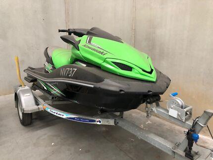 Kawasaki 300X Supercharged Jetski