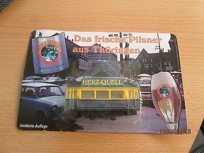 Straßenbahn - Herzquell aus Thüringen