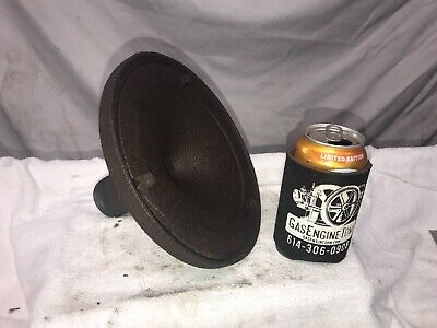 1 12 Hercules Economy Jaeger Cast Iron Cone Muffler Hit Miss Gas Engine