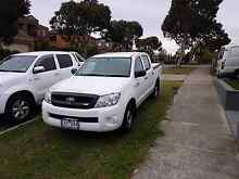 Toyota hilux SR V6 South Morang Whittlesea Area Preview