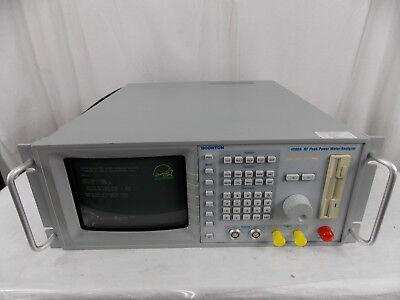 Boonton 4500a Rf Peak Power Meter Analyzer