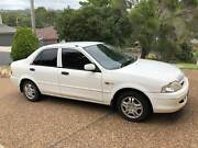 2000 Ford Laser Automatic Sedan Adamstown Heights Newcastle Area Preview