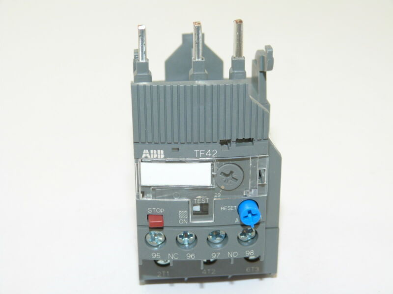 ABB TF42-35 Thermal Overload Relay 29-35a NEW 1yr Warranty