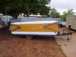 Swap 2 a camper and a trailer for truck Tray Port Pirie Port Pirie City Preview