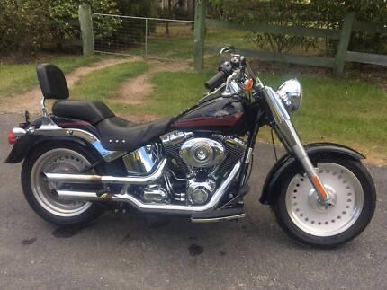 2006 Harley Davidson Fat Boy 1584 FLSTF MY07