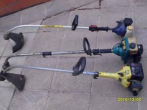 petrol whipper snipper x 3 $99.99 for the lot Templestowe Manningham Area Preview