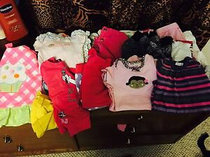 Baby girl 6-12 month clothing lot