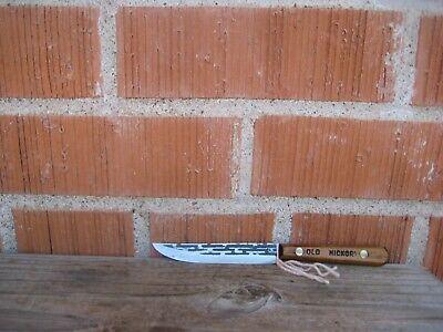 "Vintage 4"" Blade *** SHAPLEIGH *** Carbon Steel Paring Knife USA"