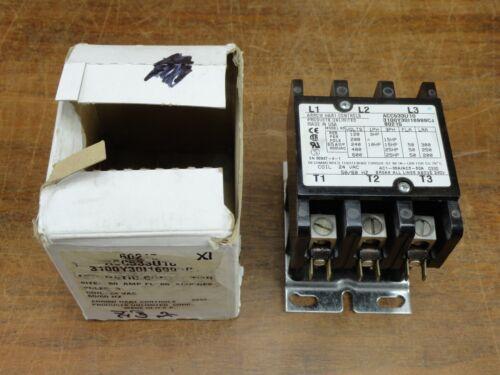 New Arrow Hart Controls 60215 ACC533U10 3100Y30I16999CJ Magnetic Contactor