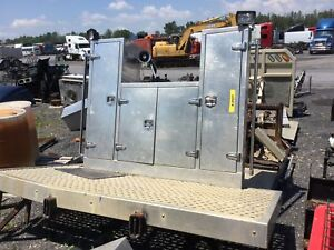 0 TOOL BOX FOR TRUCK  COFFRE POUR CAMION