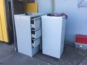 3 steel filing cabinets excellent condition Tullamarine Hume Area Preview