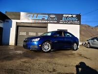 2012 Chevrolet Cruze EXTREMELY LOW KMS Kamloops British Columbia Preview