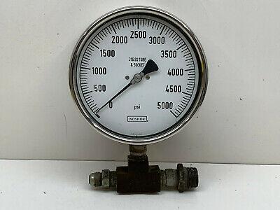 MG1-5000-A-9V-R SSI Digital Pressure Gauge,0to5000psi,MG1-9V