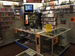 The Save Point with The Last Game Store