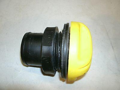 1995 SEA DOO XP 5857 Fuel Cap and Neck Assy., P/N 275500231, 275500168, etc.
