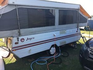 Jayco Swan - 1993 Aspendale Kingston Area Preview