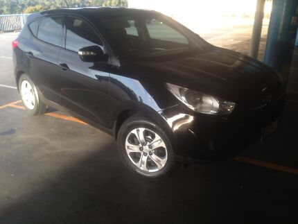 2010 Hyundai IX35 active Bayswater Knox Area Preview