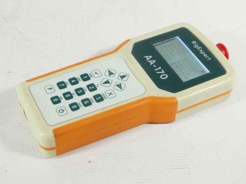 RigExpert AA-170 Ham Radio Antenna Analyzer (excellent condition)