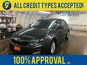 2013 Kia Optima KEYLESS ENTRY*PHONE CONNECT*FOG LIGHTS*HEATED FR