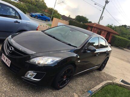 Mazda 6 Luxury Sports 2009-  $8990