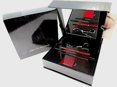 KEVYN AUCOIN The Best of Eye Kit  Mascara Eyeliner Eye Shadow New In Box