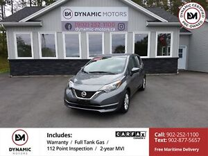 2017 Nissan Versa Note 1.6 SV NEW TIRES! OWN FOR $104 B/W, 0...