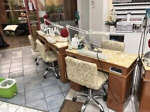 Nail furniture & equipments for sell