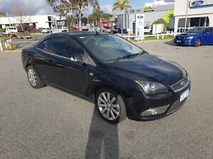 2008 Ford Focus COUPE-CABRIOLET Automatic Convertible