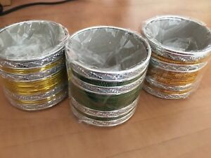 Brand New, Never Worn Colourful Bangles