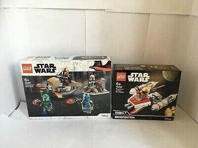 LEGO Star Wars Mandalorian Battle Pack 75267+ 75263 Star Wars Resistance Y-wing