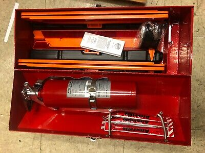 Roadside Safety Kit 73-0711-90 : Case, Fire Extinguisher, 3 Triangles, 3 sticks Fire Safety Kit