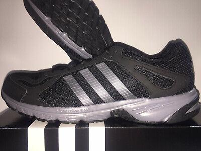 Adidas Duramo 5 classic M Laufschuhe Sneaker, Schwarz UK 12 / EU 47 1/3 ***NEU + (Adidas Classic Schuhe Für Männer)