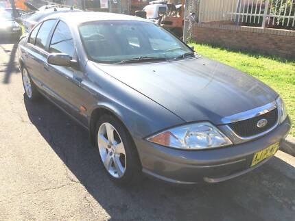 Ford Falcon AU Series 3 2000 Model Complete Car Wrecking Greenacre Bankstown Area Preview