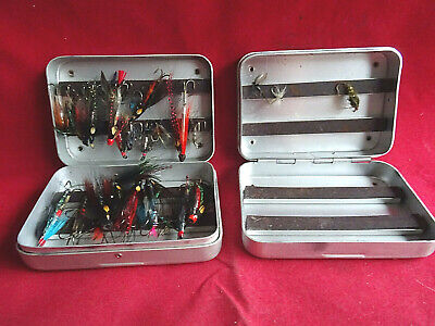 16 Patterns 16 Flies Fly Fishing Lures Wet and Dry Assortment for Trout