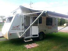 Caravan Jayco Poptop Outback 2007 Halls Head Mandurah Area Preview