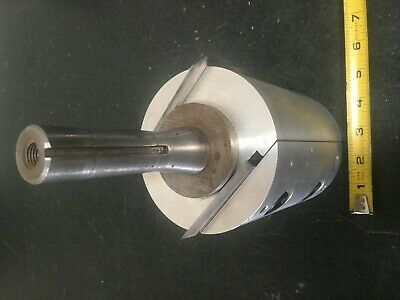 Wood Cutter Head For Bridgeport Mill With R8 Shank