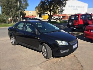 """2005 Ford Focus Ghia AUTO """"FREE 1 YEAR WARRANTY"""" Welshpool Canning Area Preview"""