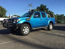 2007 Nissan Navara ST-X  GREAT WEEKENDER Bentleigh East Glen Eira Area Preview