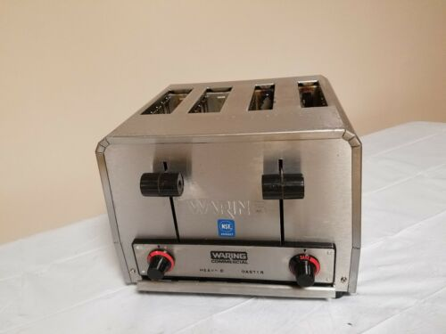 WARING 4 SLOT TOASTER HEAVY DUTY