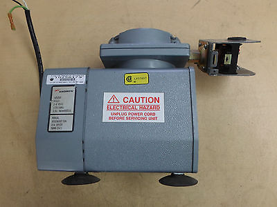 Gast Doa-p126-aa Diaphragm Pump With Air Dryer 115 Volts 3-8 Psi Parts Only