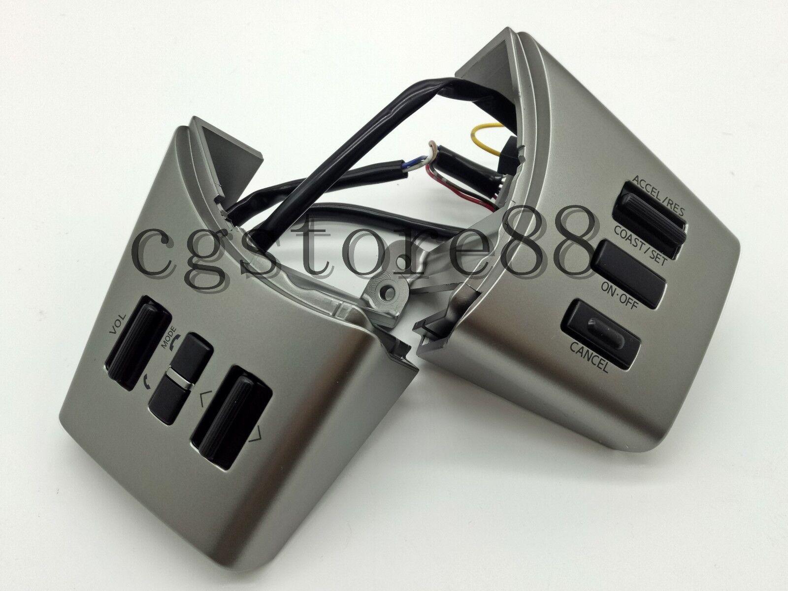 48430ZL91C Steering Wheel Controls For 05-12 Nissan Frontier Xterra Pathfinder