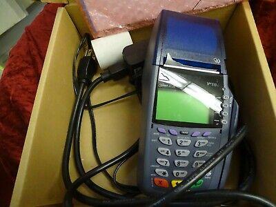 Verifone Vx 510 Omni 3730le Credit Card Processor M251-000-03-na2 W Cord