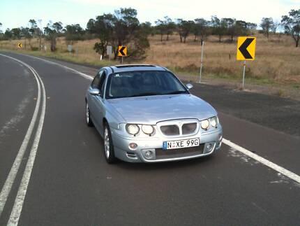MG ZT 180 automatic [2003] Low Kilometres 4 door sedan