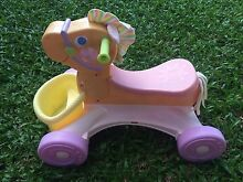 Fisher Price Ride On Musical Pony Trinity Park Cairns Area Preview