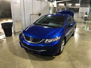 2013 Honda Civic LX - Perfect condition & Low KMS!
