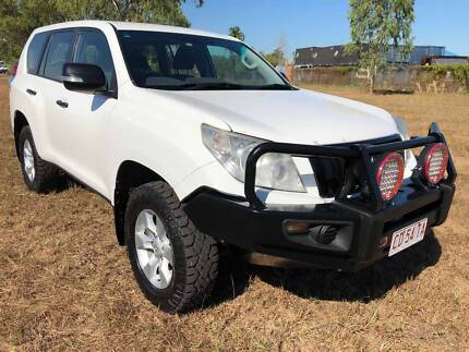 2014 Toyota LandCruiser GX Automatic SUV Durack Palmerston Area Preview