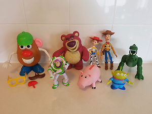 Toy Story Figures Beeliar Cockburn Area Preview