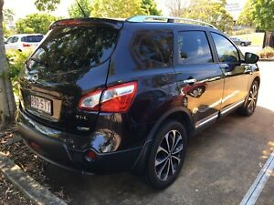 2012 Nissan Dualis 2 Ti (4x2) Cvt Auto 6 Sp Sequential 4d Wagon