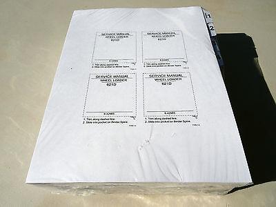 Case 621d Loader Service Repair Shop Manual Book - Brand New Unopened